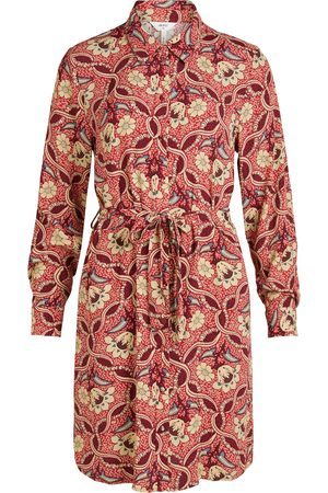 Object Femme Robes business - Robe-chemise 'OBJALESSIA
