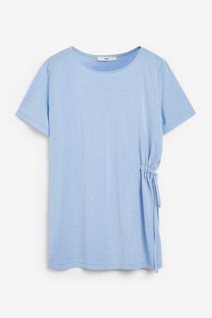 Next T-shirt avec fronces latérales