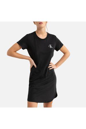 Calvin Klein Femme Chemises de nuit & Nuisettes - Chemise de nuit