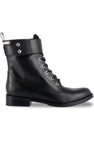 LES TROPEZIENNES PAR M BELARBI Boots cuir à lacets Lucile