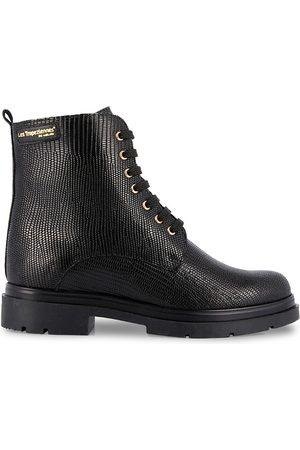 Les Tropéziennes par M Belarbi Boots à lacets cuir Soraya