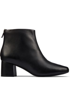 Clarks Femme Bottines - Bottines en cuir Sheer55
