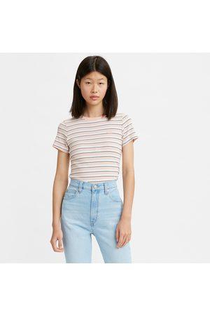 Levi's Tshirt à rayures, logo devant
