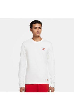Nike T-shirt manches longues petit logo