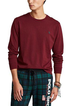 Polo Ralph Lauren T-shirt manches longues en jersey de coton
