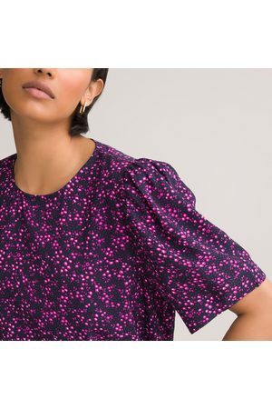 LA REDOUTE COLLECTIONS Blouse style T-shirt, manches courtes
