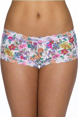 Hanky Panky Culotte style boxer en dentelle motif floral