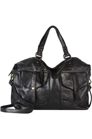 Milano Femme Sacs à main - Sac Shopping Dewashed cuir