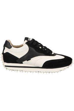 Bronx Sneaker Cuir/Textile