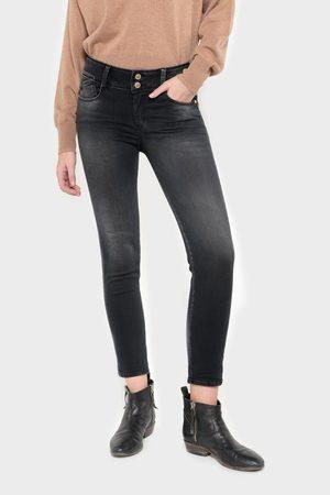 Le Temps des Cerises Homme Slim - Bari ultra push up slim 7/8ème jeans PULP