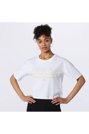 New Balance T-shirt col rond manches courtes ESSENTIALS