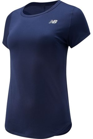 New Balance T-shirt col rond manches courtes