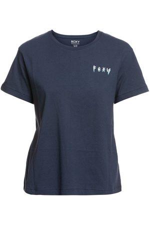 Roxy T-Shirt, manches courtes, col rond, Imprimé