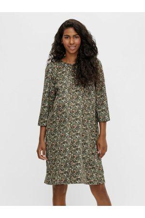 Mama Licious Robe courte de grossesse MLVINNIE