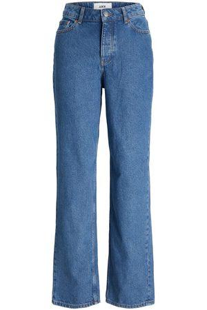 JACK & JONES Homme Baggy & Large - Jxseville Mw Nr5002 Jean Loose Fit Women blue