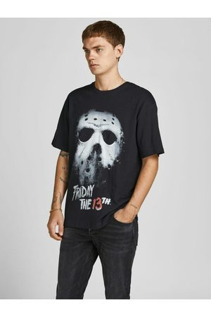 JACK & JONES Homme Manches courtes - T-Shirt 'Friday the 13th