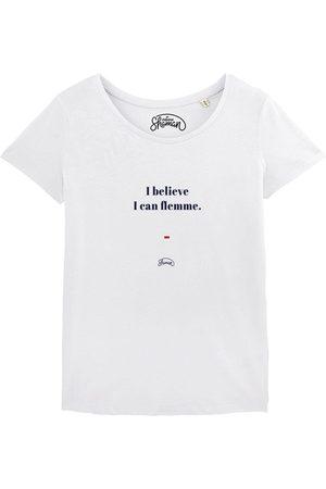 LE FABULEUX SHAMAN T-shirt I BELIEVE I CAN FLEMME